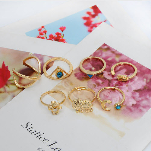 Natalia Ring Set - SnapCali