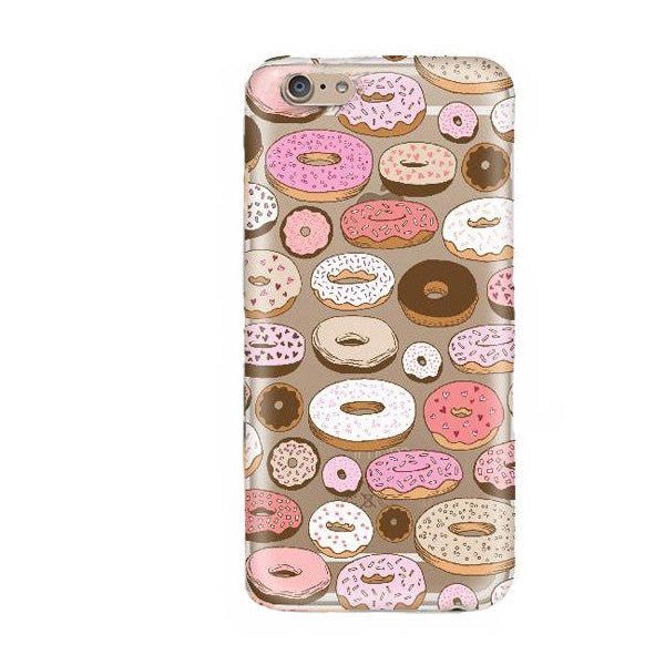 Donut iPhone Case - SnapCali