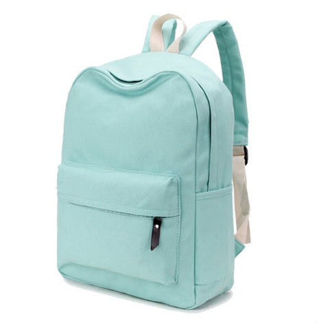 Canvas Backpack - Rachel Michelle USA
