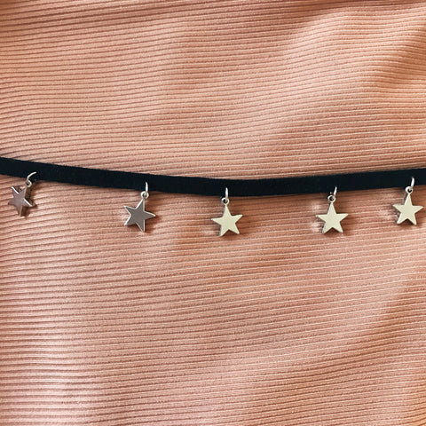 Tallula Stary-Night Choker - Rachel Michelle USA