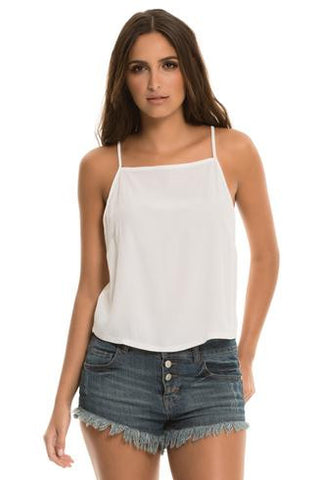 Dont Look Back Halter Top - Rachel Michelle USA
