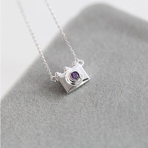 Photographer in Soul Necklace - SnapCali
