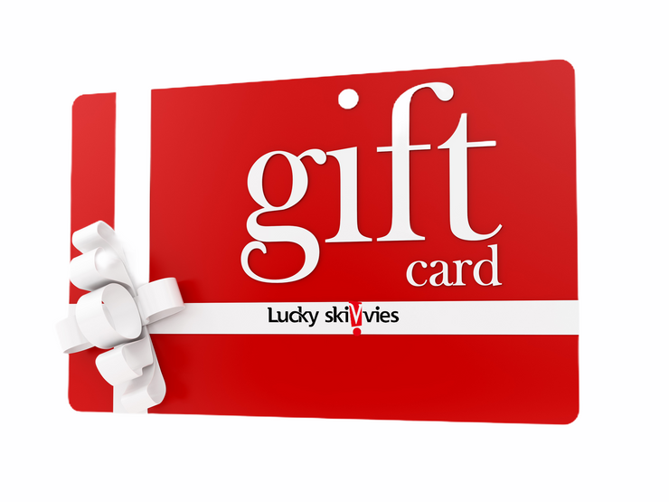 Gift card for someone special - Lucky Skivvies