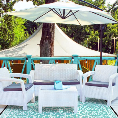 Outdoor Rugs Green Decore