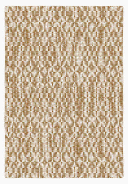 Solitaire Khaki and Light Cream Rug