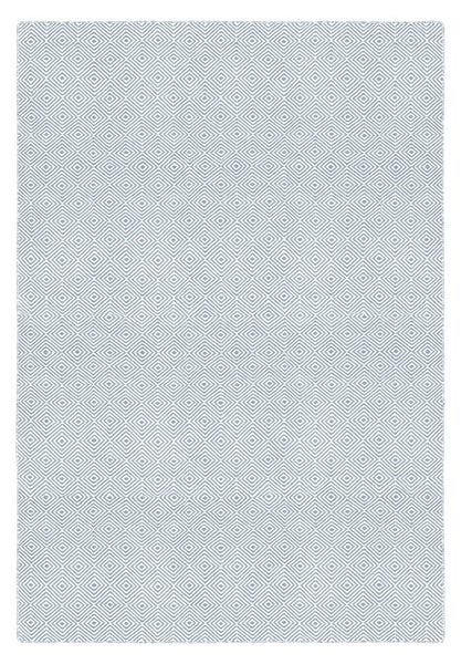 Solitaire Sky  and Light Cream Rug