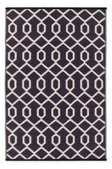 Valencia Coco Brown and Ivory Rug - greendecore.co.uk