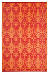 Ikat Red/Orange
