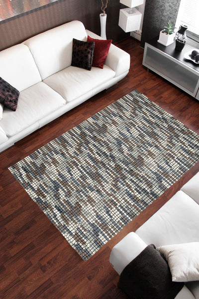 Bricks Wool Rug - greendecore.co.uk - 3