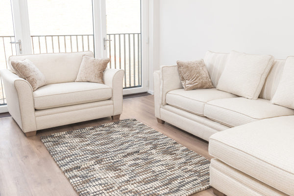 Bricks Wool Rug - greendecore.co.uk - 5