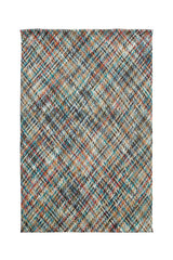 Fusion Wool Rug , Multicolor - greendecore.co.uk - 4