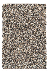 Multicube Reversible Wool Rug - greendecore.co.uk - 2
