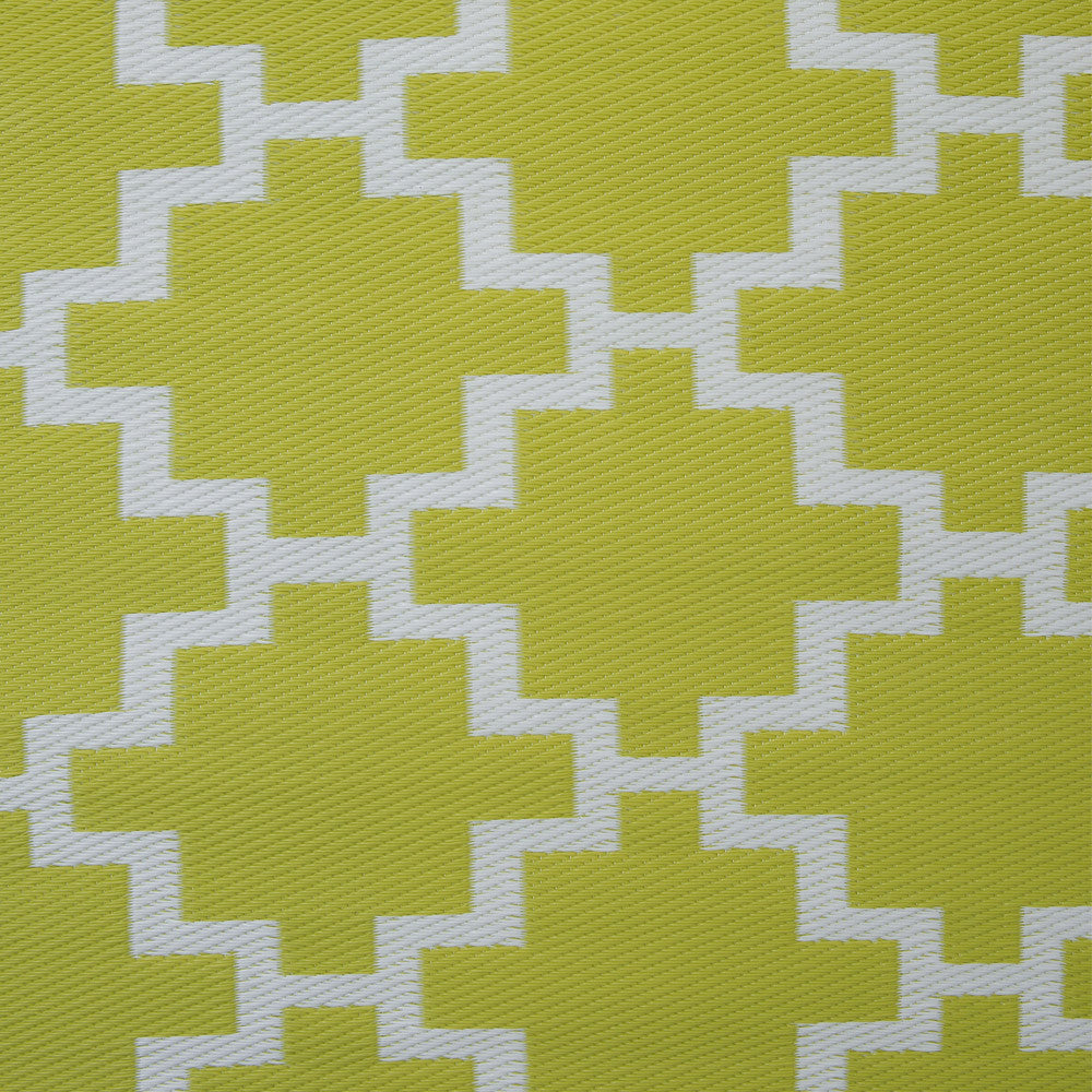 Solitude Celery Green Rug - greendecore.co.uk - 4