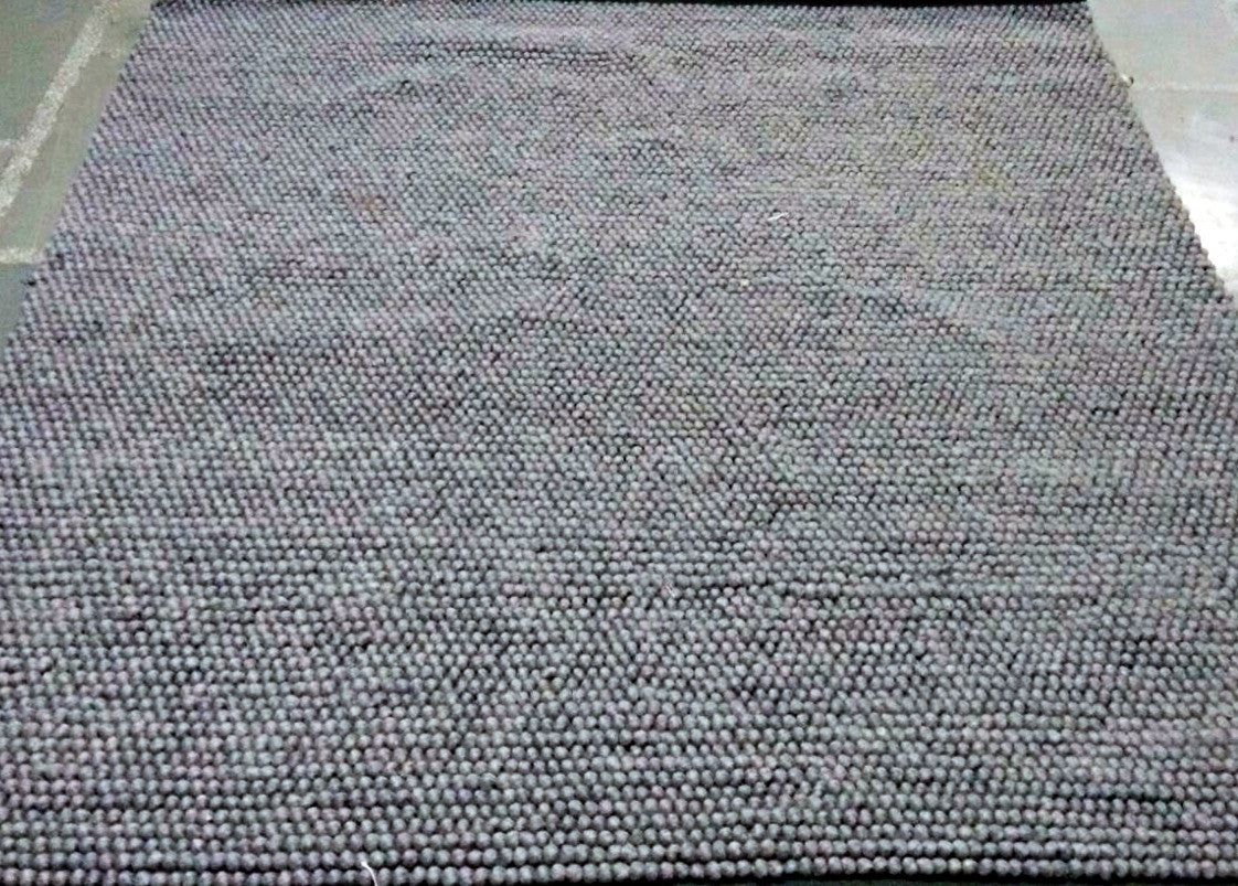 Eternity Wool Rug , Grey - greendecore.co.uk - 6