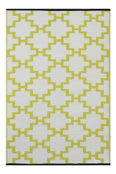 Solitude Celery Green Rug - greendecore.co.uk - 2