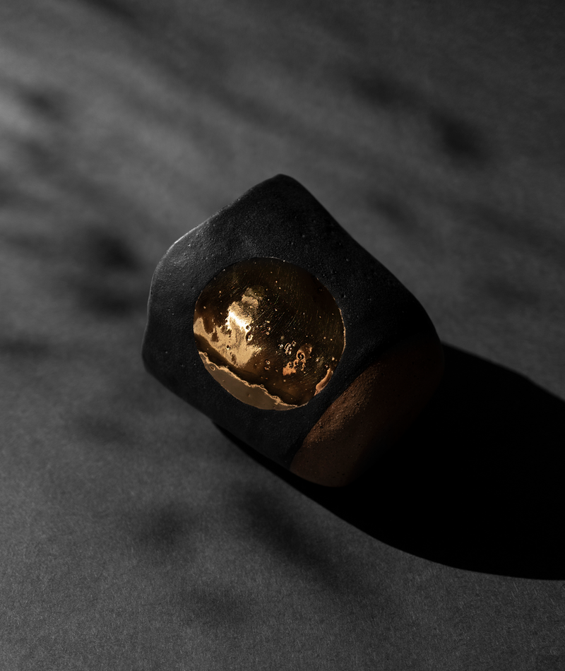 The Moon 22k Gold