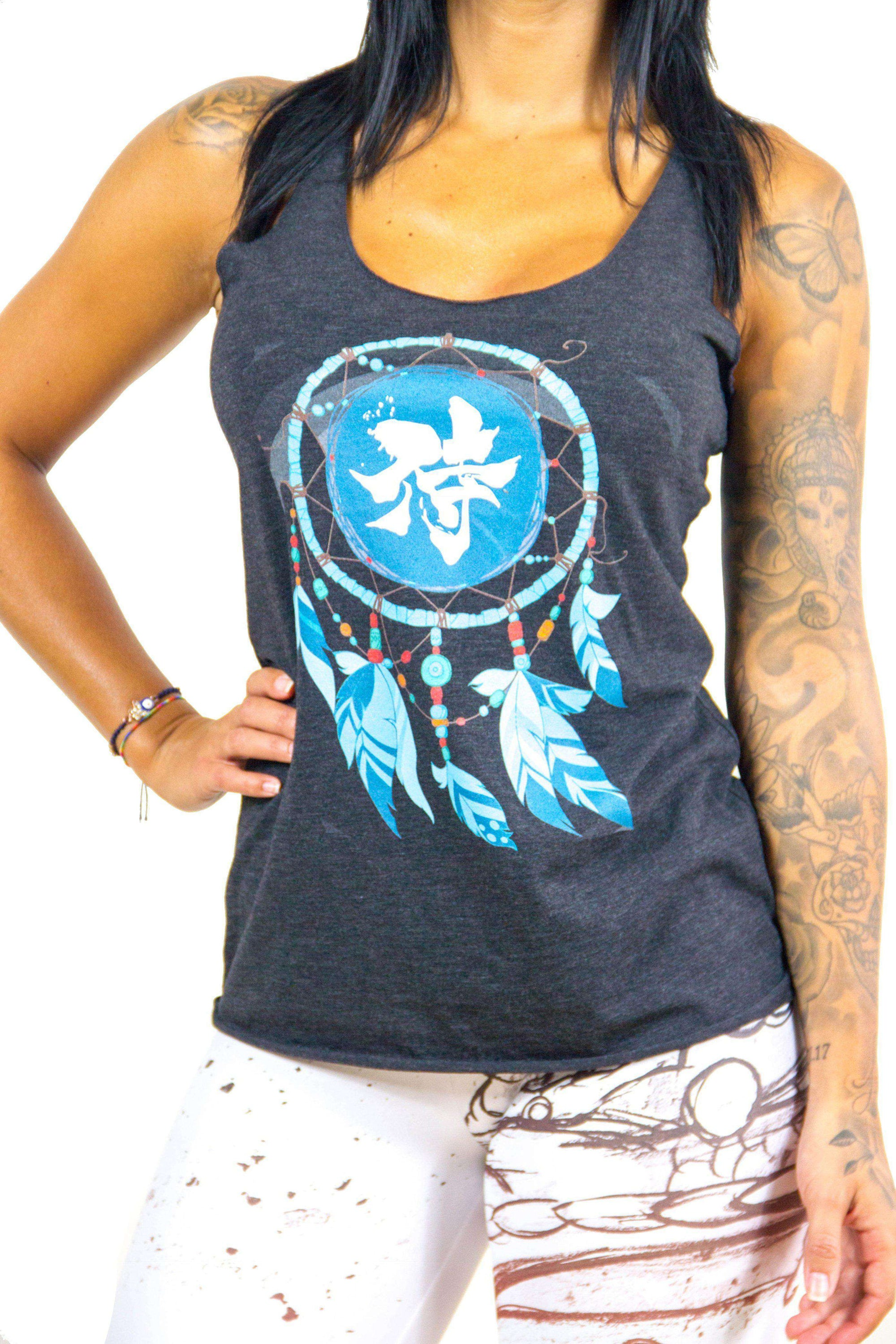 Débardeur - Dream Catcher Tank-top Raise yourself