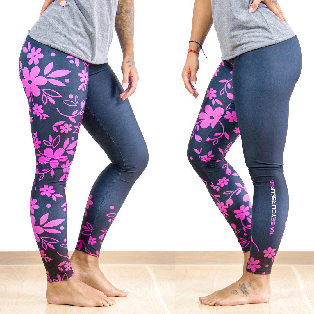 Legging - 1001 lavandes-Raise yourself