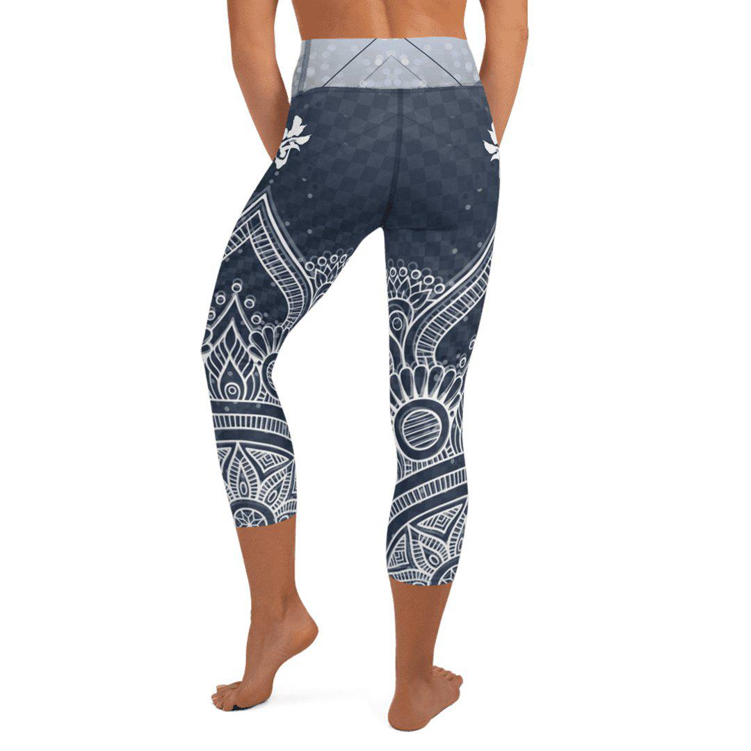 Legging 3/4 - Mandala-Raise yourself