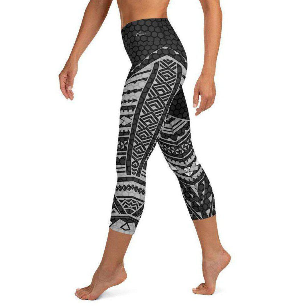 Legging 3/4 - Maori-Raise yourself