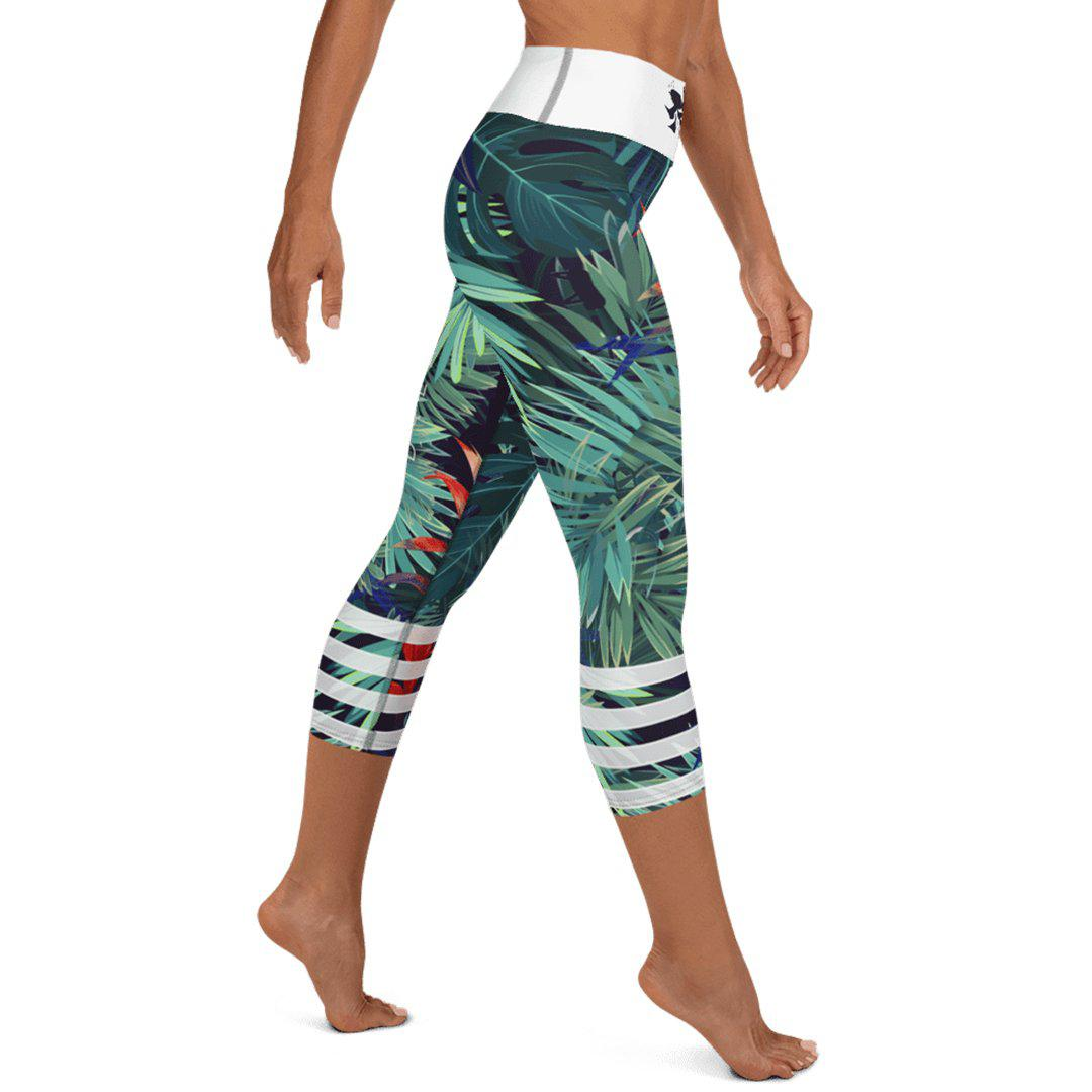 Legging 3/4 - Tropicalia-Raise yourself