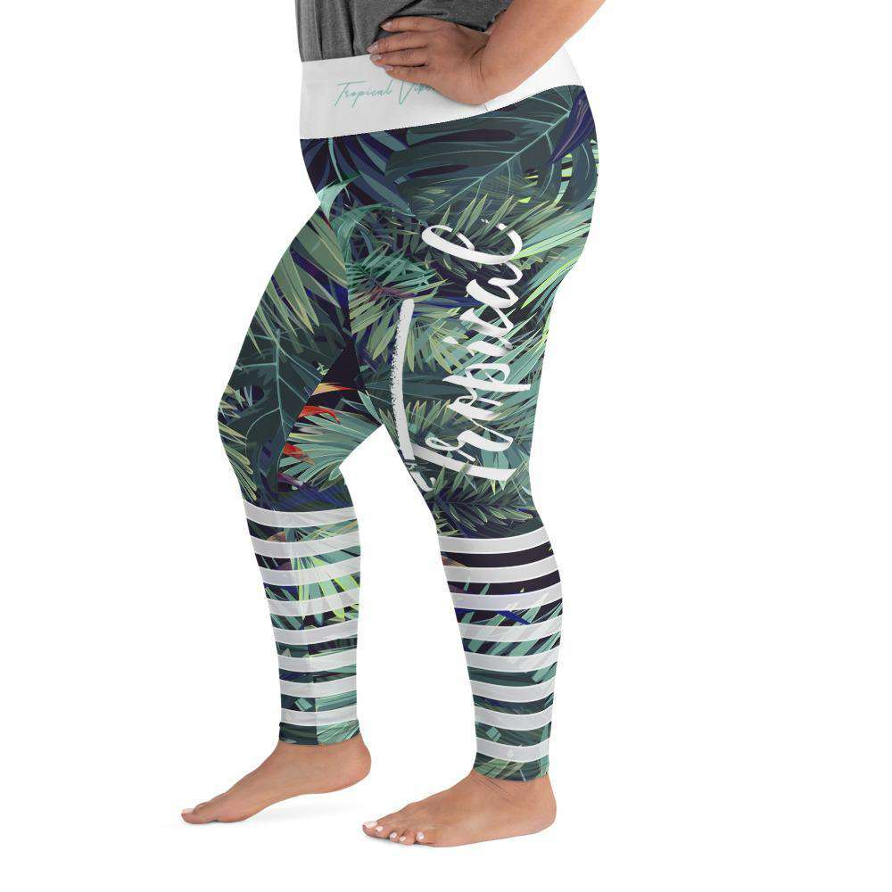 Legging grande taille - Tropicalia-Raise yourself