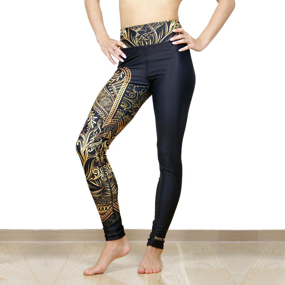 Legging - La main de Budha-Raise yourself