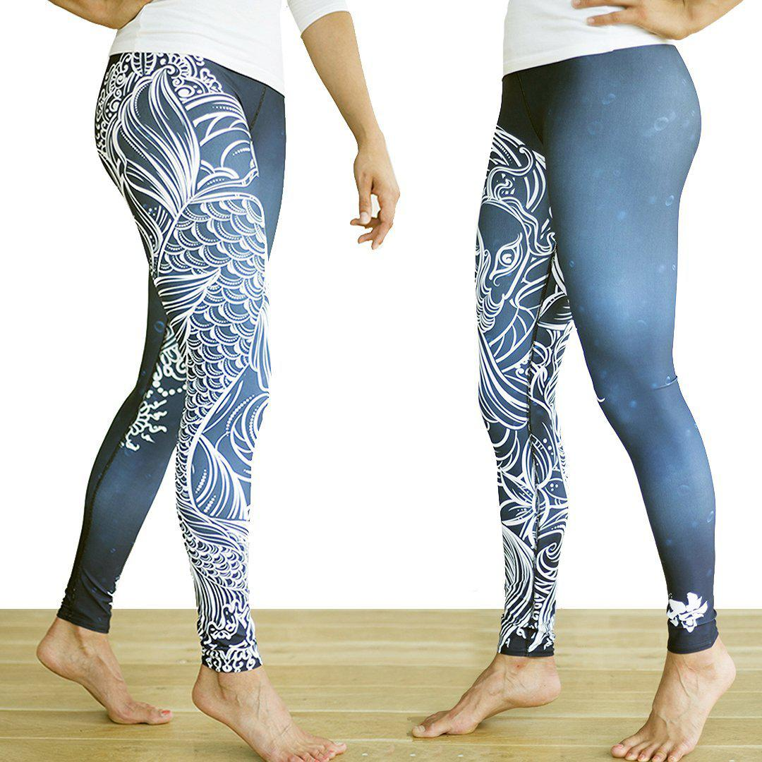 Legging - Le Koï-Raise yourself