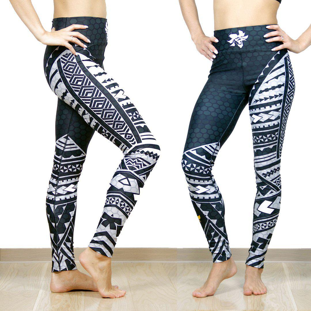 Legging - Maori-Raise yourself