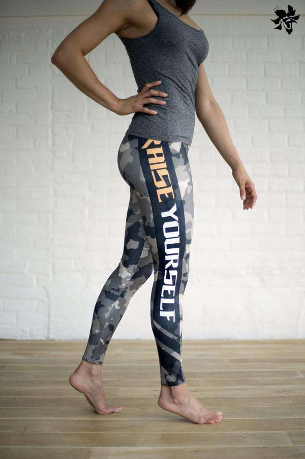 Legging Military - Raise yourself