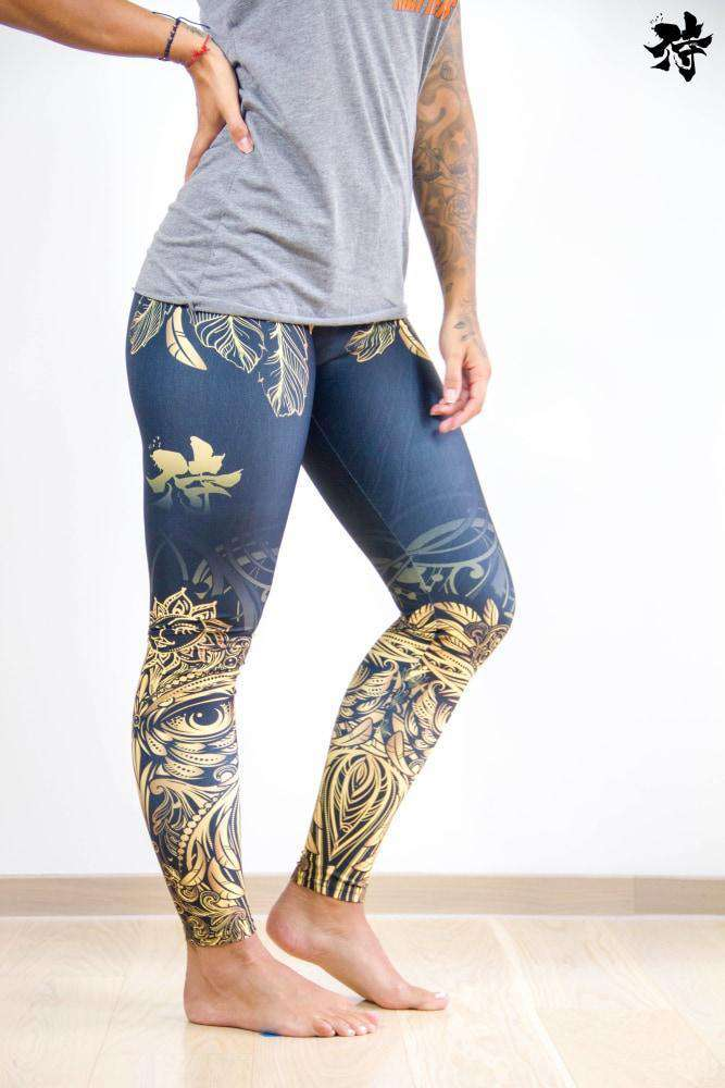 Leggings - Owls Of Light Legging