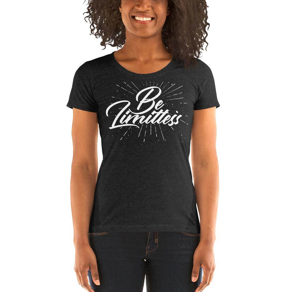 T-shirt - Be limitless-Raise yourself