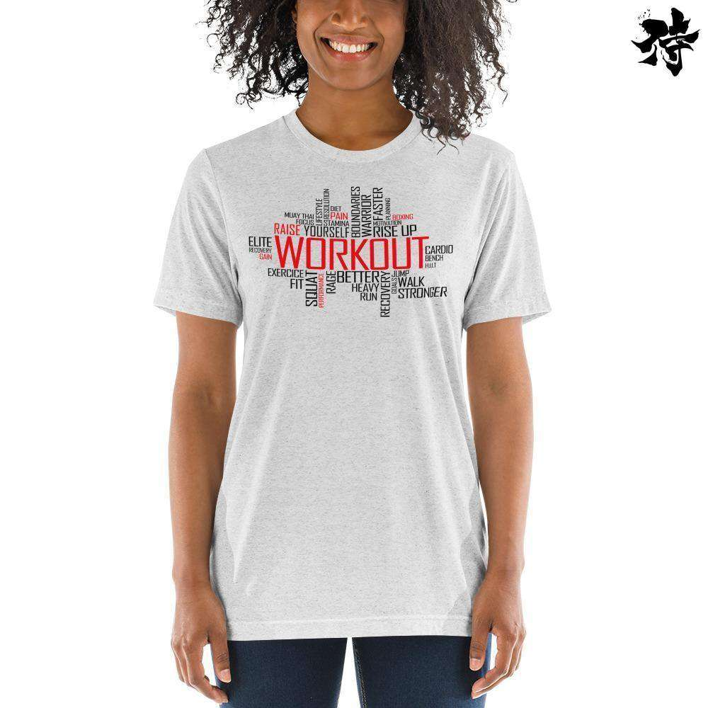 T-shirt - Workout 2.0 - Raise yourself