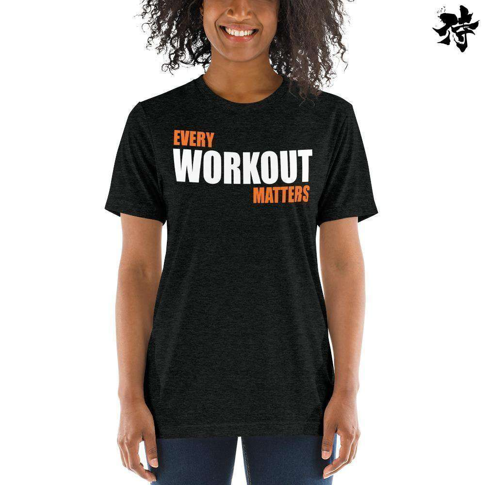 T-shirt - Workout - Raise yourself