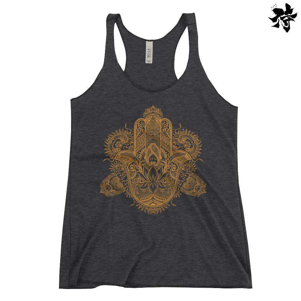 Tank-top - Hand of Budha Tank-top Raise yourself