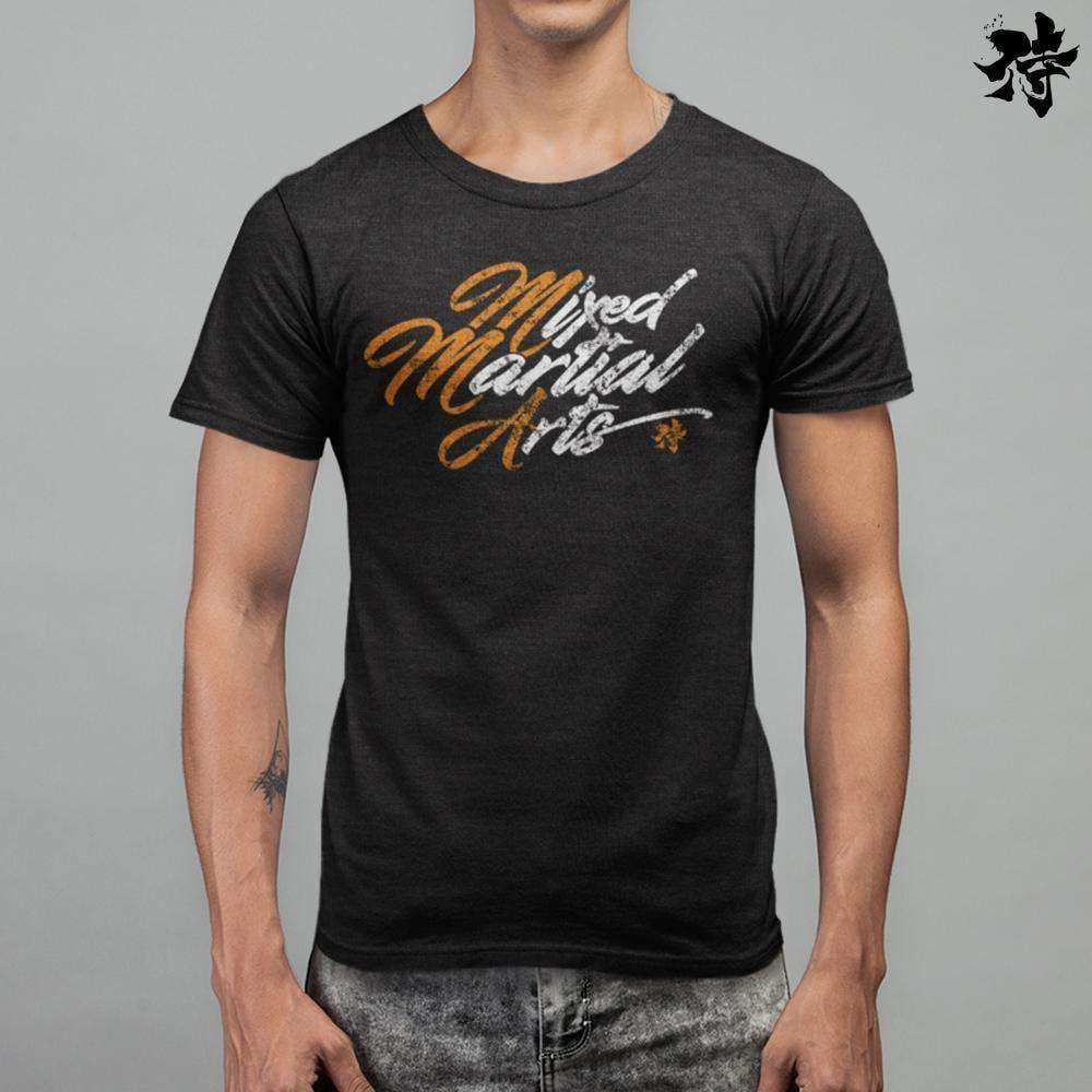Tshirt - MMA [product_type] Raise yourself