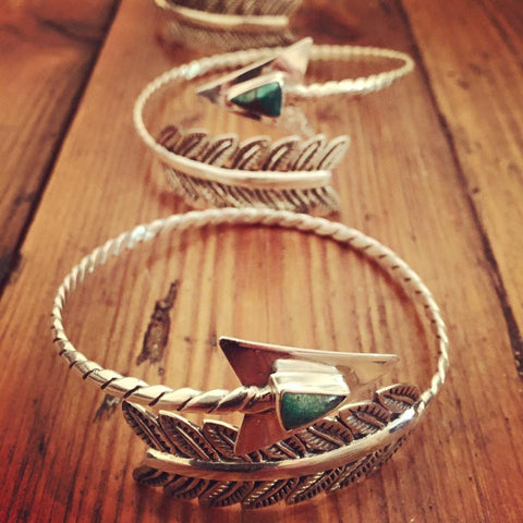 New - Arrow cuff