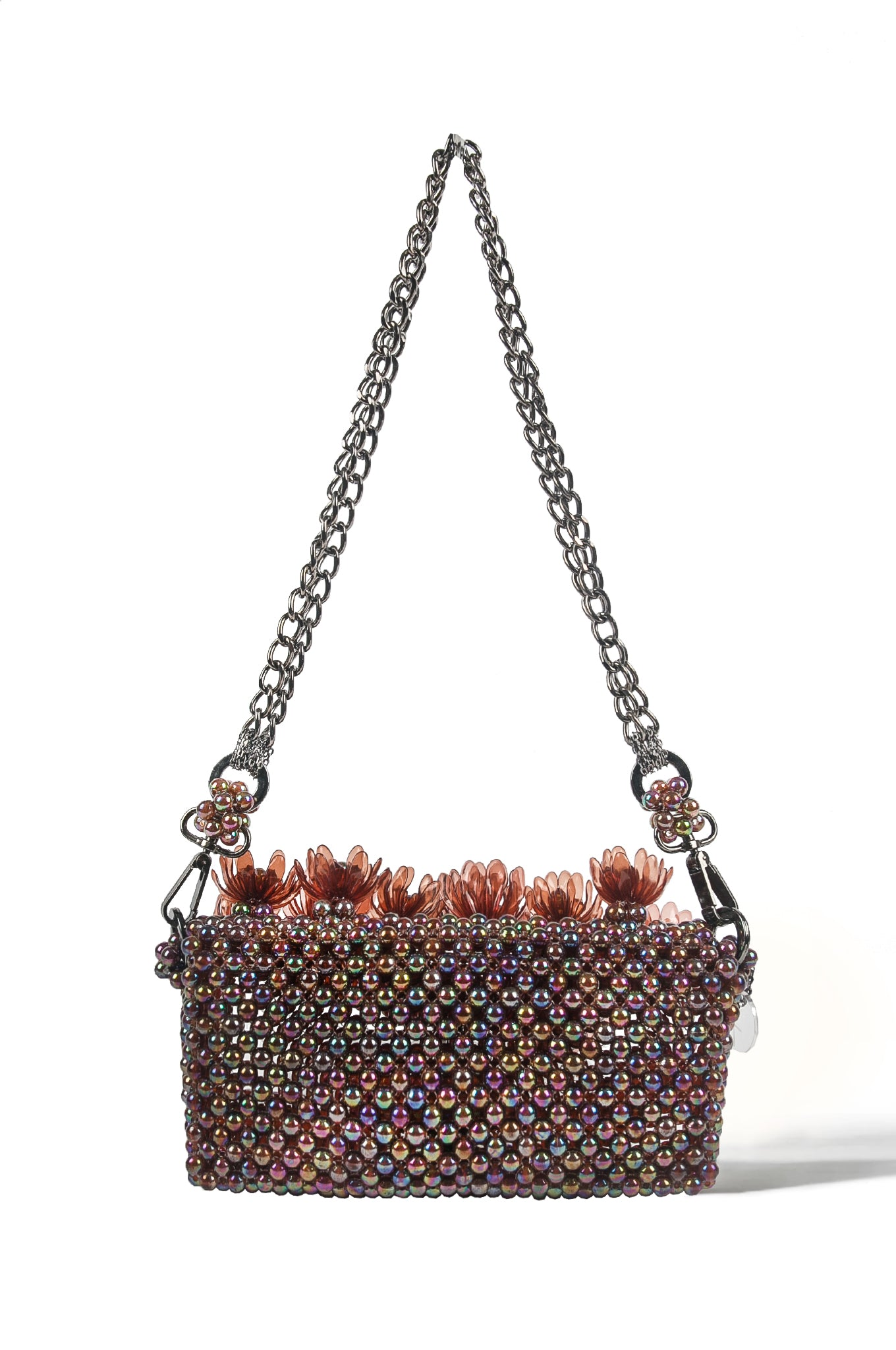 Brown Dahlia Bag