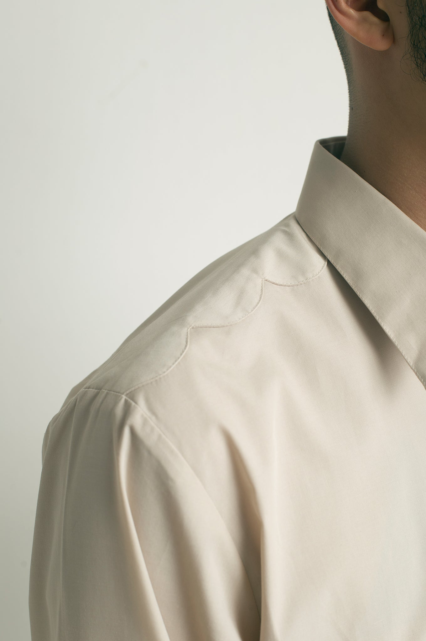 Latte Classic Collar Shirt