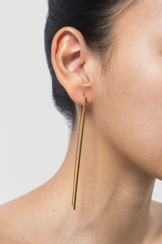 Double Contour Earring