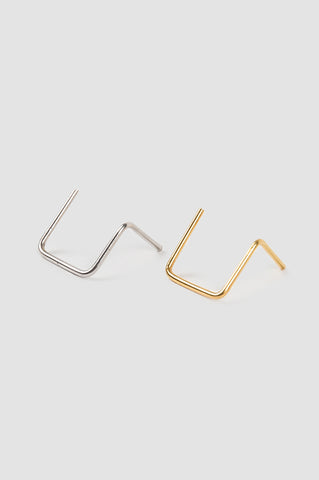 U-Shaped Four Earring