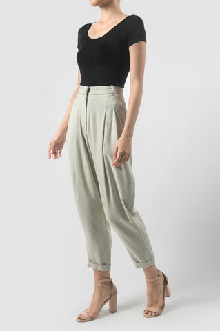 Mint Aya Pants
