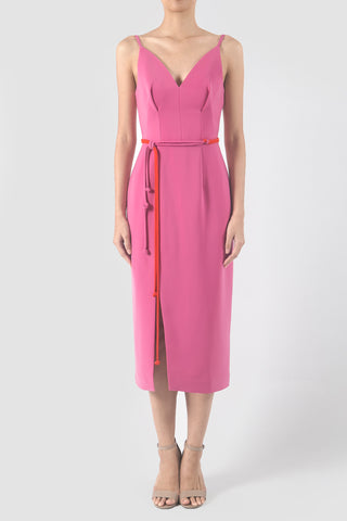 Sleeveless Kerai Dress