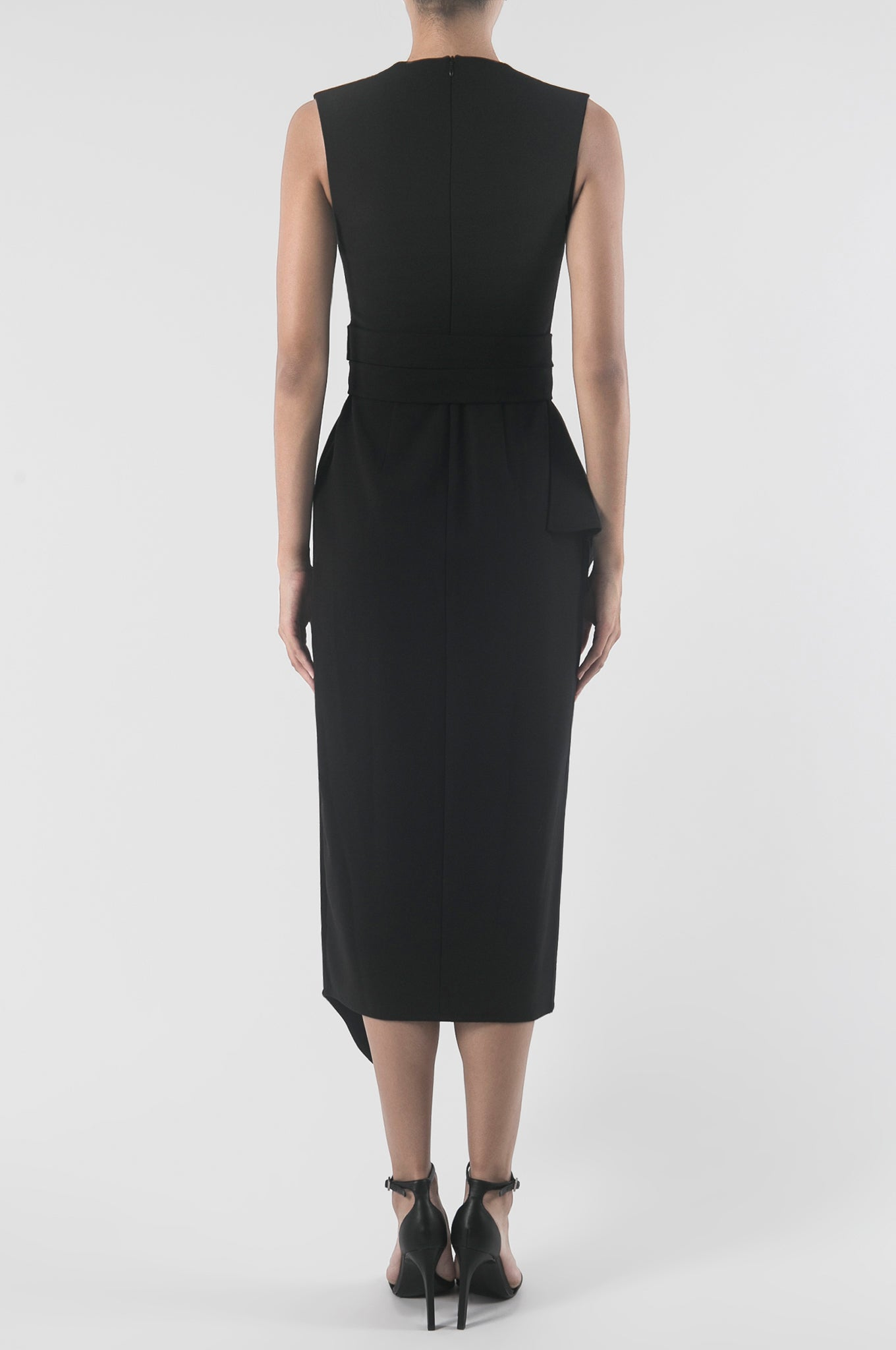 Black Luisa Dress