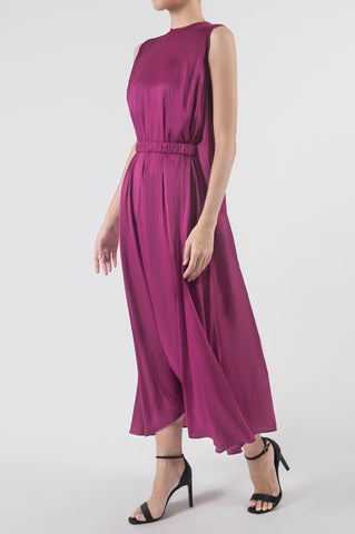 Fuchsia Pink Colonia Dress