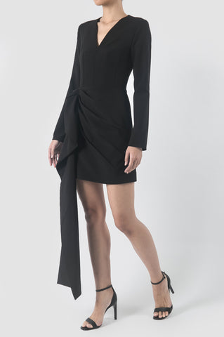 Black Carmen Dress