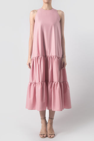 Cerise Pink Adriana Dress