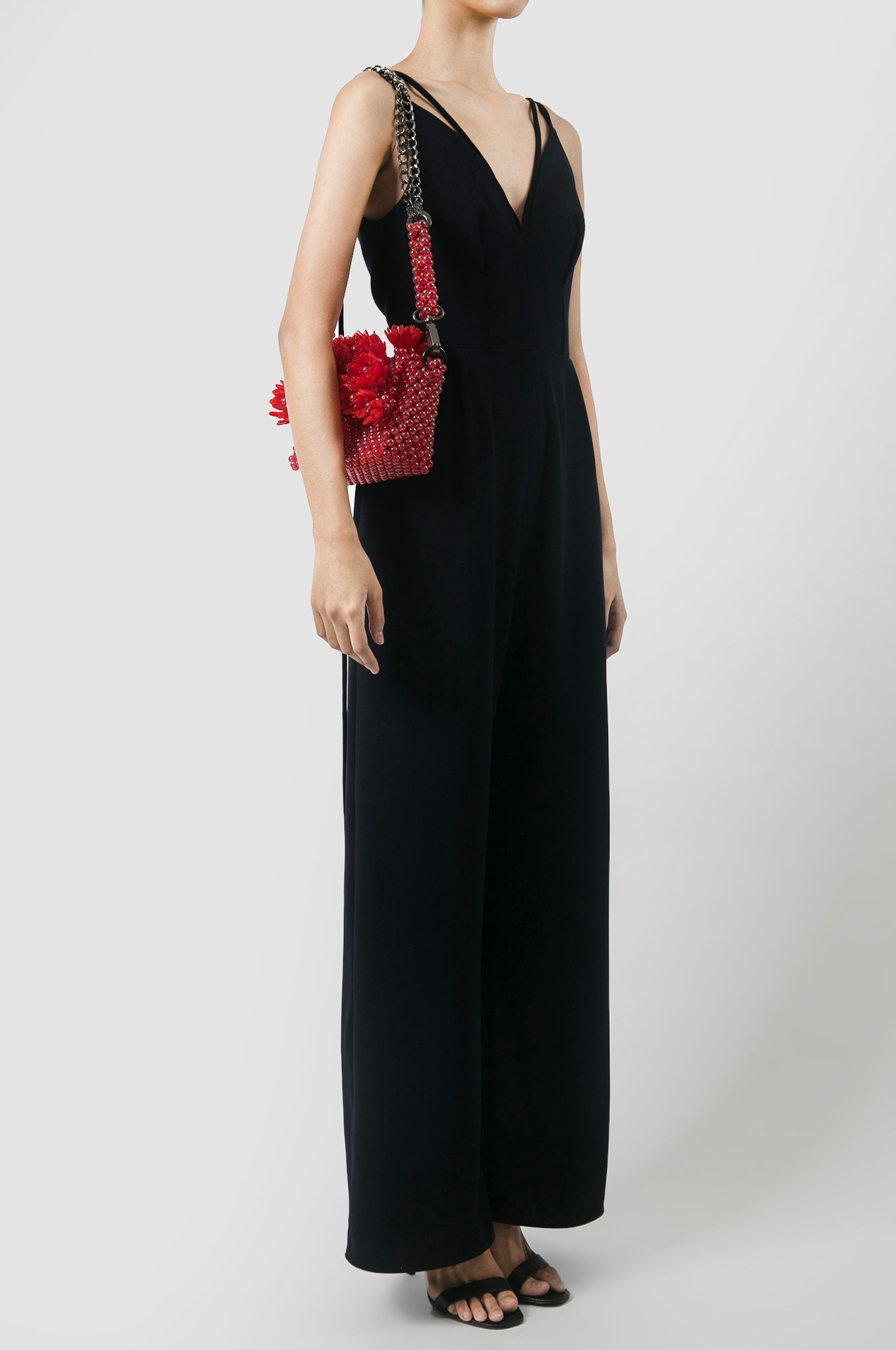 Red Rosie Bag