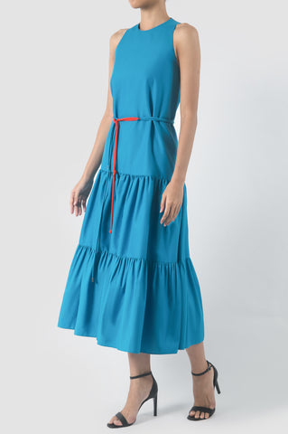 Eastern Blue Adriana Dress