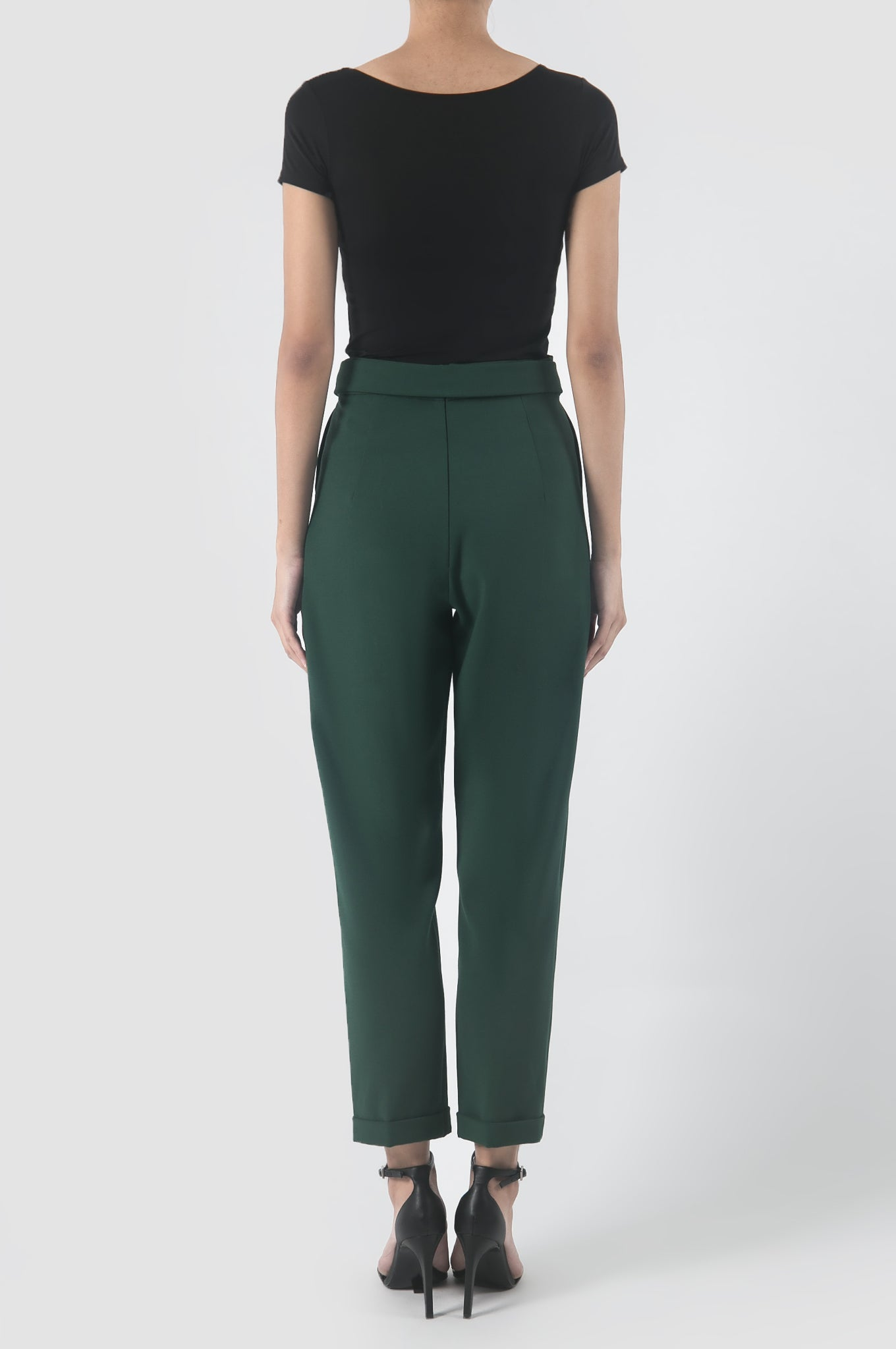 Everglade Green Casa Pants